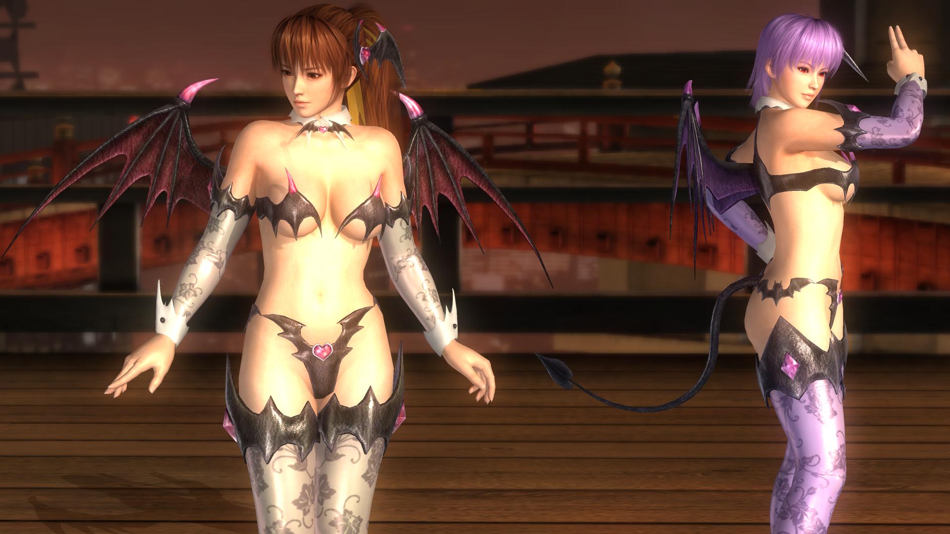 Doa xbv desnudo mod