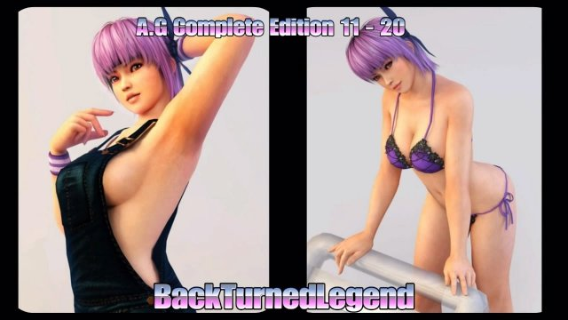 Ayane Great Complete Edition 11-20