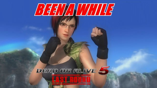 Been A While - Dead Or Alive 5 Last Round Solo/Tag Ranked Matches[Tina/Mila]