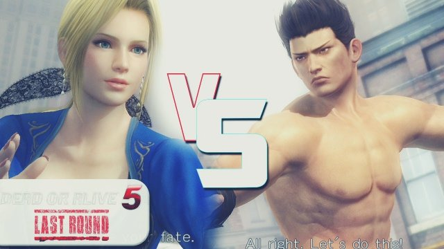 ROCK-ONS_ (Helena) Vs VOCALO-KEN (Jann Lee) [Dead Or Alive 5 Last Round] [Gameplay] [PS4]