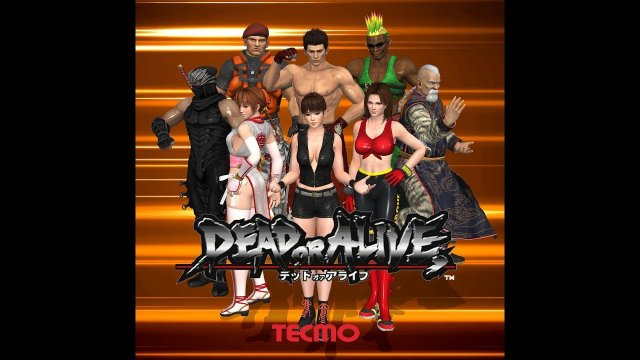 Dead or Alive - All Character Select Themes