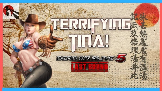 DOA5LR - TERRIFYING TINA!! «Ryu vs The World» Ep.5