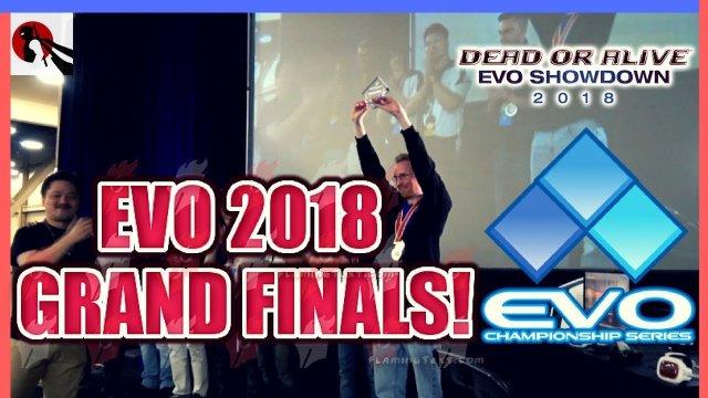 Doa5lr Top 8 Evo Showdown Highlights And Analysis Free Step Dodge